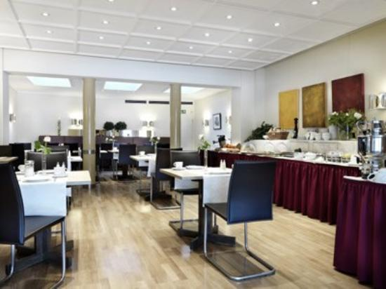 Luhmann's Hotel am Rathaus: Restaurant