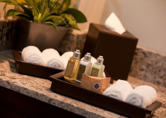 ‪لا إنماكيولادا: Amenities At La Inmaculada Hotel Guatemala City‬