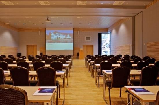 Kviknes Hotel: Meeting Room