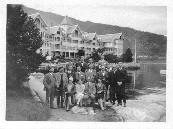 Kviknes Hotel: Historic