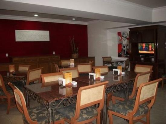 Hotel Zar Guadalajara: Restaurant