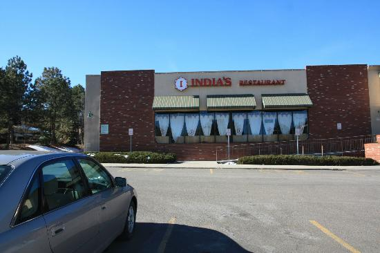 India S Restaurant Exterior Definitely Denver S Best Indian