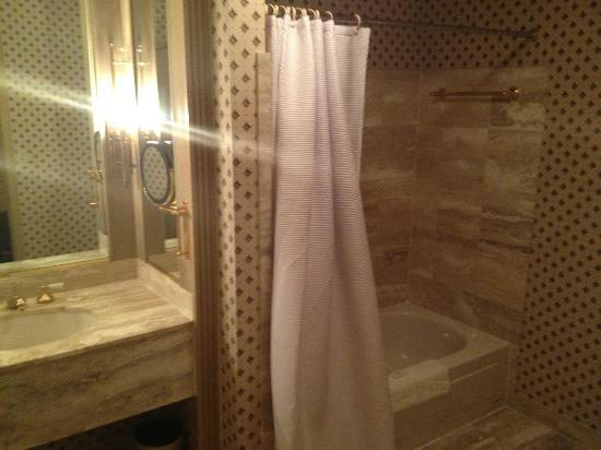Roberts Riverwalk Hotel Detroit: Bathroom
