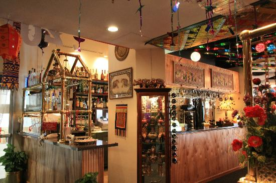 India S Restaurant The Bar At