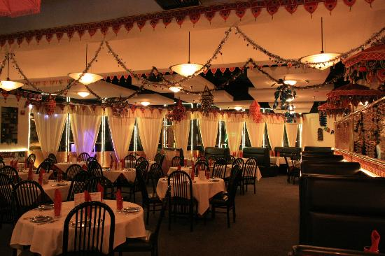 India S Restaurant Main Dining Hall Great Food