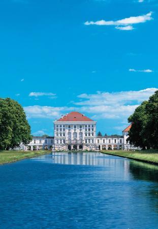 Hotel Laimer Hof: Nymphenburg Vom Park