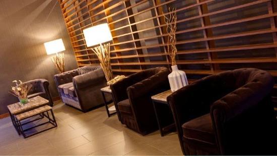 Hotel Las Terrazas: Interior
