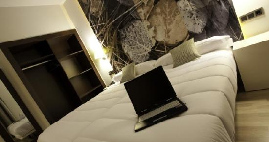 Hotel Las Terrazas: Guest Room
