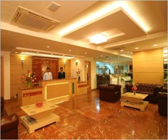 Resort De Coracao: Lobby