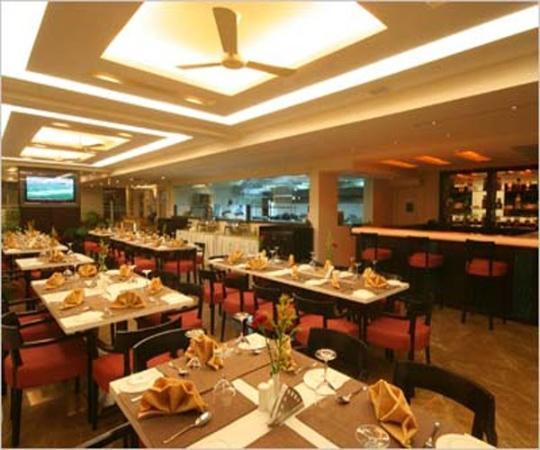 Resort De Coracao : Restaurant