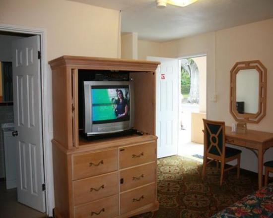 Stallion Inn: In Room Amenities