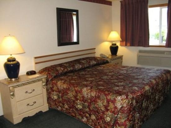 Bellingham Lodge: King Bed