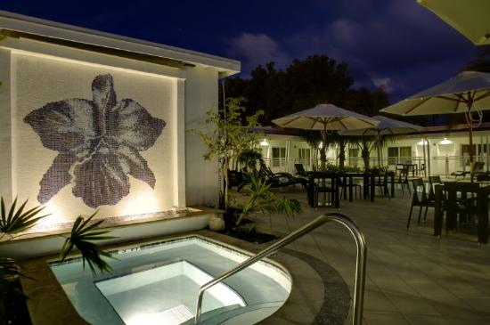 Orchid Key Inn: Spa