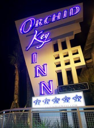 Orchid Key Inn : Logo