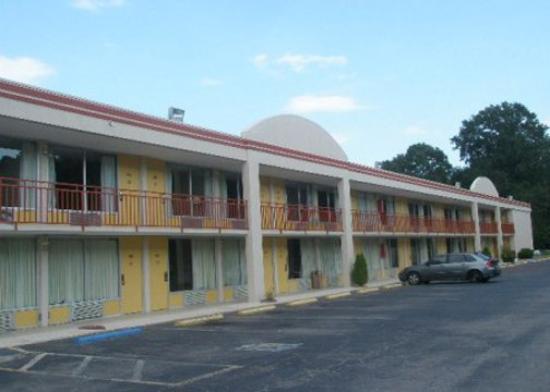 Motel 6 Yemassee SC: Wjl