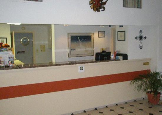 Motel 6 Yemassee SC: PA