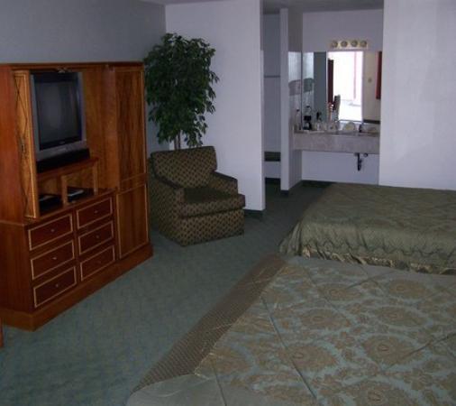 Wayside Motor Inn: Beds