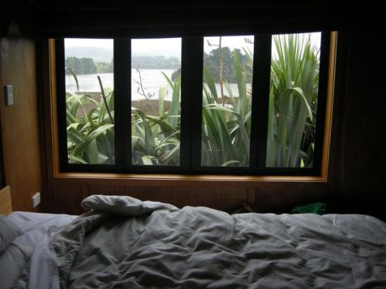 Raglan Farmstay: The Best View from a Bed anywhere.