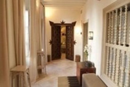 Balcon de Cordoba: Interior