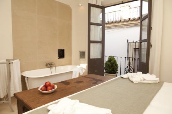 Balcon de Cordoba: Bathroom