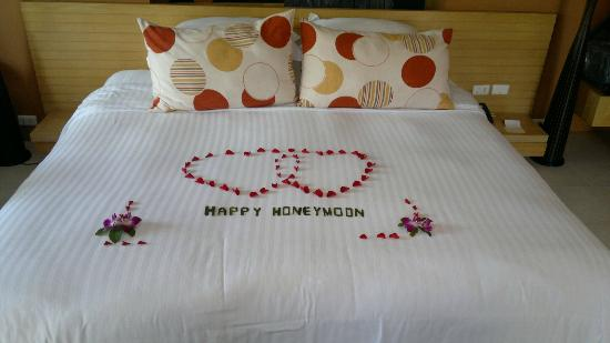 Burasari Resort : Mocca Spice Honeymoon Room
