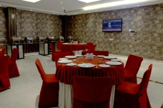 Mango Hotels, Agra - Sikandra: Buffet