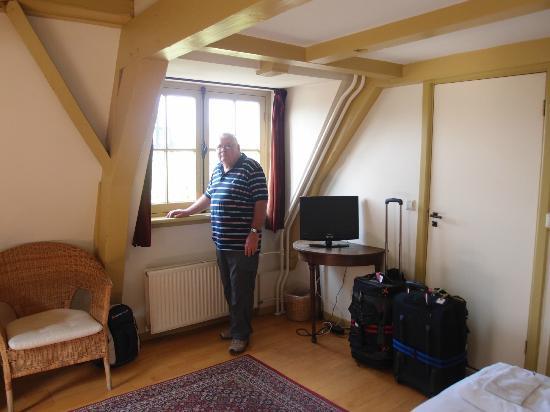 Hotel Brouwer: Room