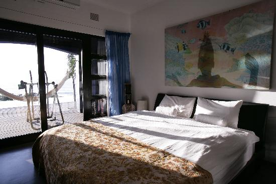 Days At Sea Beach Lodge: bedroom 2 in Villa