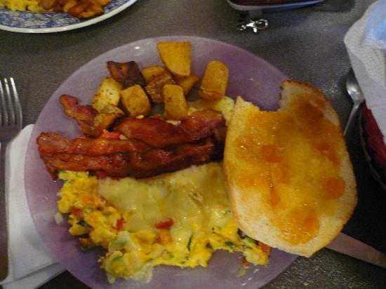 Rollie's : Breakfast
