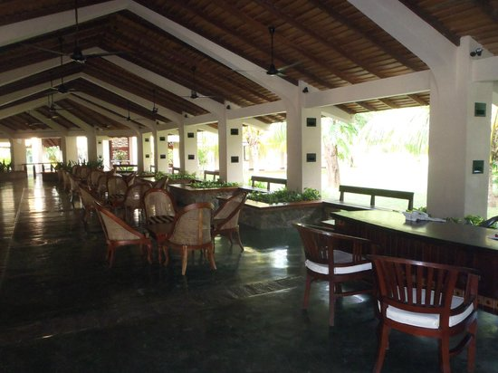 Club Palm Garden: Main restaurant