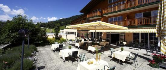 Ferienhotel Fernblick: Hotel Fernblick Front