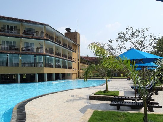 Club Palm Garden: Swimming Pool