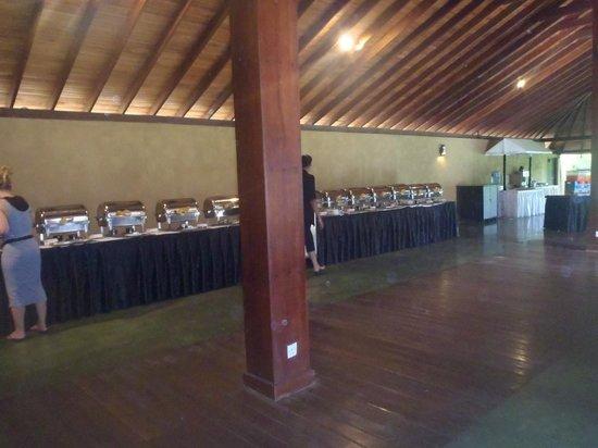 Club Palm Garden: Buffet