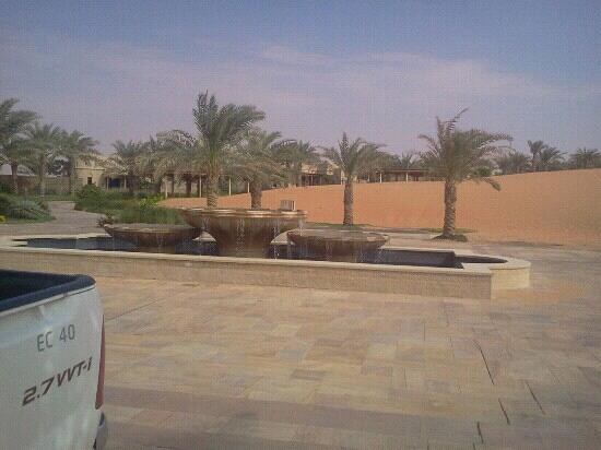 Qasr Al Sarab Desert Resort by Anantara: sarab hotel royal villas