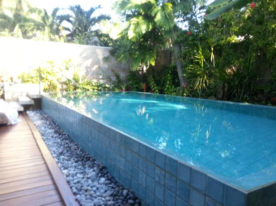 Baros Maldives: Pool in Baros Residence