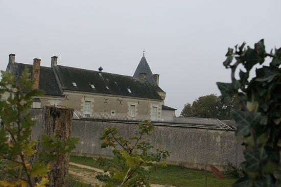 La Cotiniere Chambres d'hotes et Gîtes en Val de Loire: Дом местного феодала
