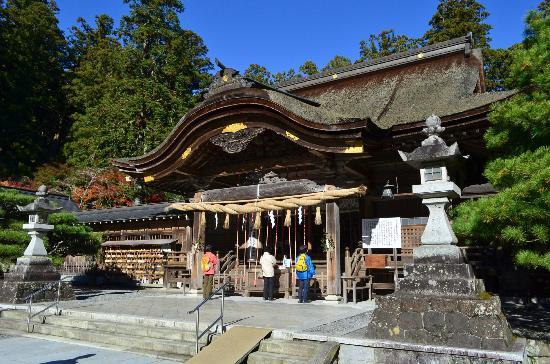 Mori-machi, Япония: 小国神社