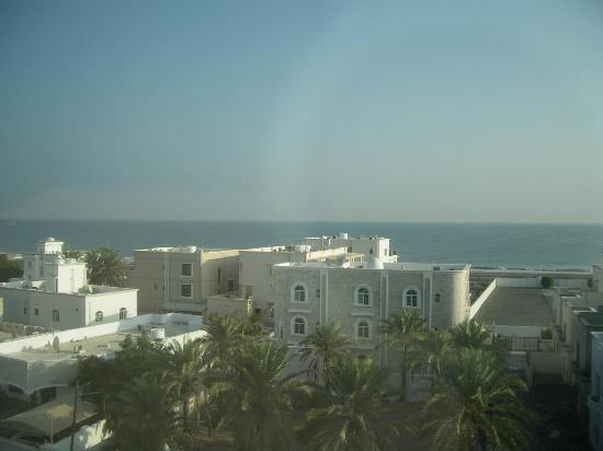 Eastin Residences Muscat: With a view