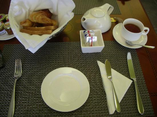 Eastin Residences Muscat: Breakfast