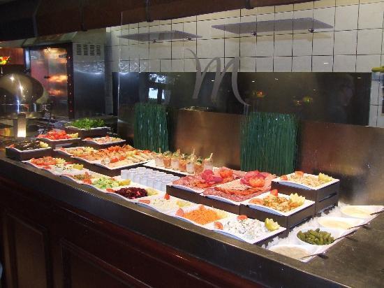 Mercure Lille Aéroport : Photo du buffet