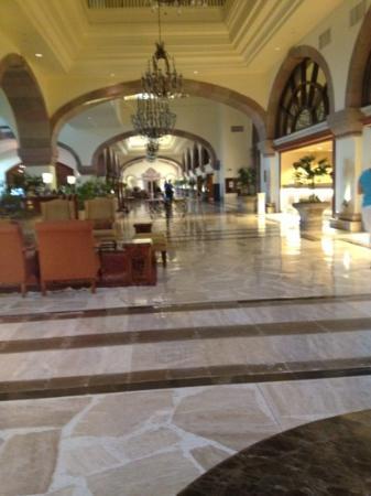Marriott Cancun Resort : lobby