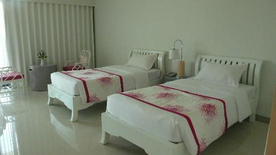 سيرا ريزورت تشام: ห้องนอนแสนน่ารัก 