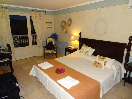 Hotel Amaudo: La chambre n°6
