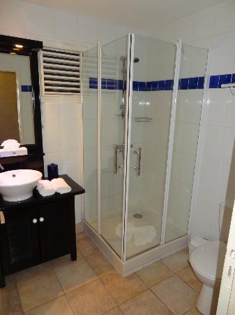 Hotel Amaudo: La SdB