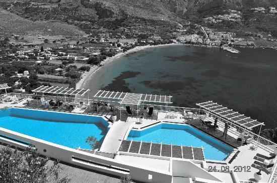 Aegialis Hotel & Spa: Η πισίνα του ξενοδοχείου