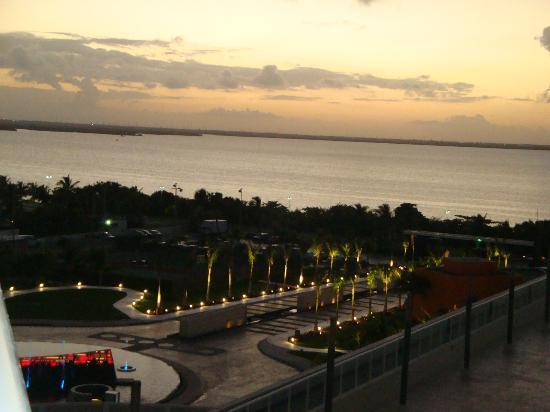 Hard Rock Hotel Cancun: Vista desde la habitación