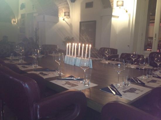 Kilo Restaurant: il tavolo sociale