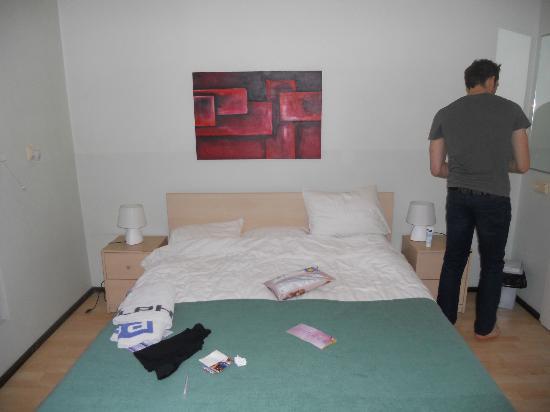 Hotell G9 : Bedroom