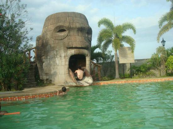 El Puerto Marina Beach Resort Spa The Tiki Head Slide