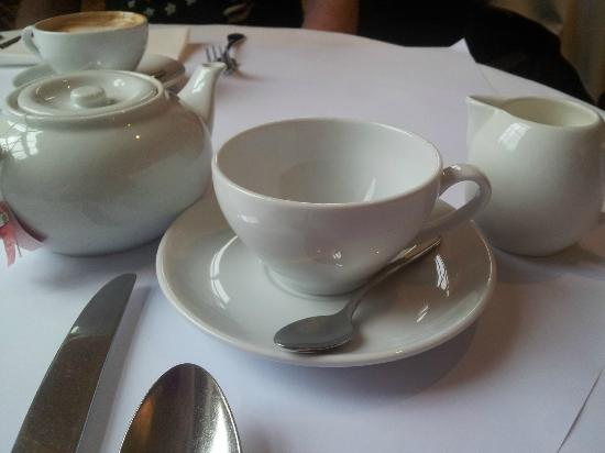 The Lord Nelson Brewery Hotel: Mmmm Tea